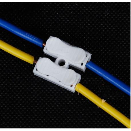 CSATLAKOZÓ - Dupla kábel összekötő
