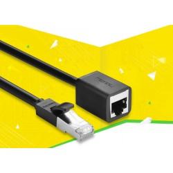UTP - LAN KÁBEL - UGREEN hosszabító Cat6-os M/FM -100cm