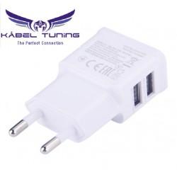 ADAT- és TÖLTŐKÁBEL -Hálózati töltő - Dual White