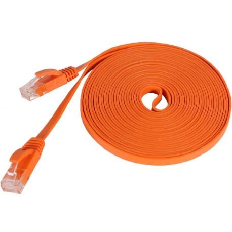 UTP KÁBEL - Cat6  - 1,5m Orange