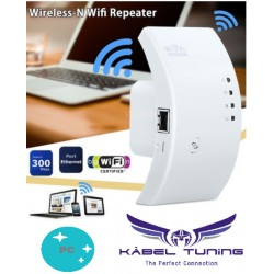 Jelerősítő - Wifi- reapeater -  White