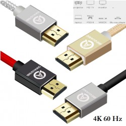HDMI KÁBEL -  HDMI - HDMI kábel  - 4k , 60Hz