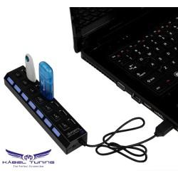 PC Kiegészítő - Aktív USB HUB 2.0-ás