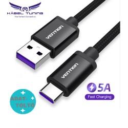 ADAT- és TÖLTŐKÁBEL -  USB C / USB - Giant - Vention