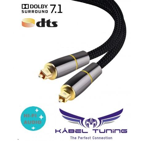 HiFI - AUDIO KÁBEL -  Explorer - 7.1 DTS