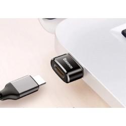 ÁTALAKÍTÓ - ADAPTER -  OTG adapter - USB/Type C - Baseus